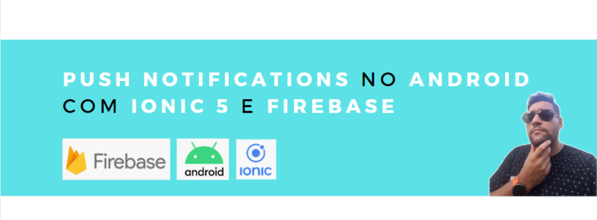 Push notifications no Android com Ionic 5 e Firebase